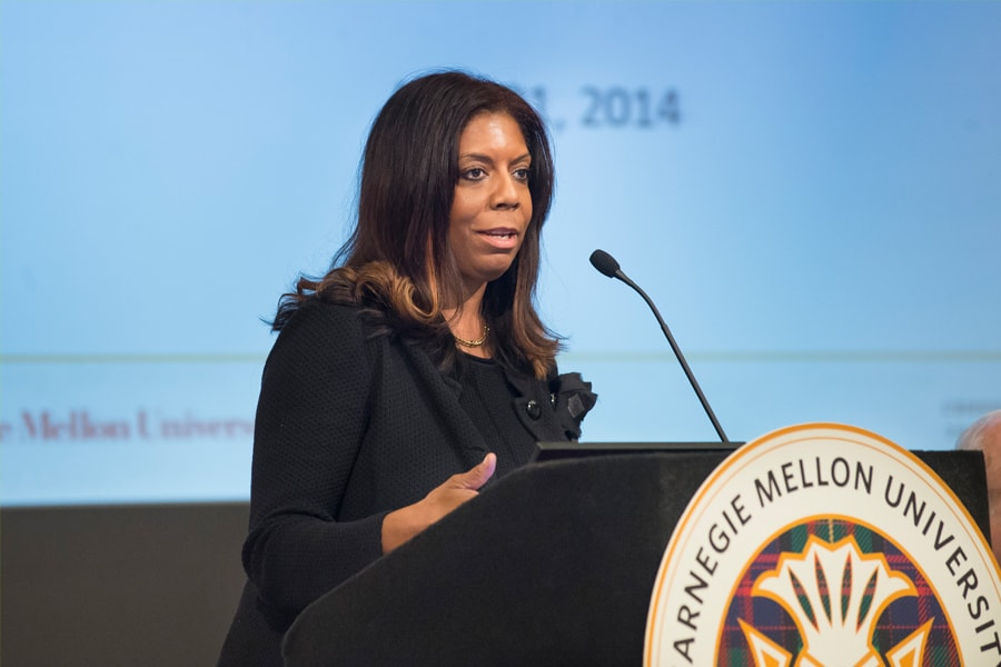 Kiron Skinner is a renowned expert in foreign policy who served on President Donald Trump's national security transition team in 2016.