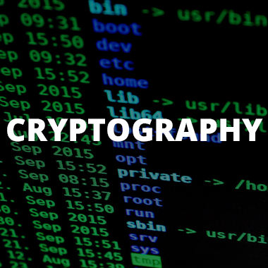 Cryptography research area