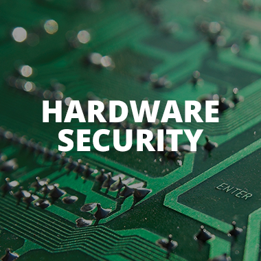Hardware security research area